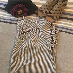J.CREW dress/swimsuit cover up, 100% cotton